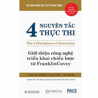4 Nguyên Tắc Thực Thi (The 4 Disciplines of Execution) (Tái Bản 2020) ebook PDF-EPUB-AWZ3-PRC-MOBI