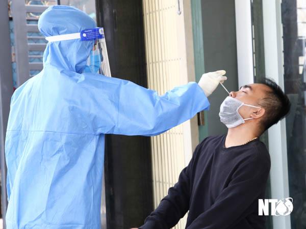 Ninh Thuận: Triển khai tiêm vắc xin phòng Covid-19 đợt 8