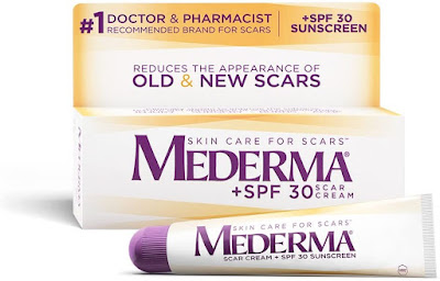 Mederma Scar Cream with SPF 30