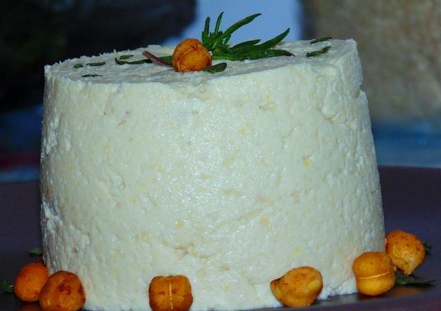 branza din tofu si naut
