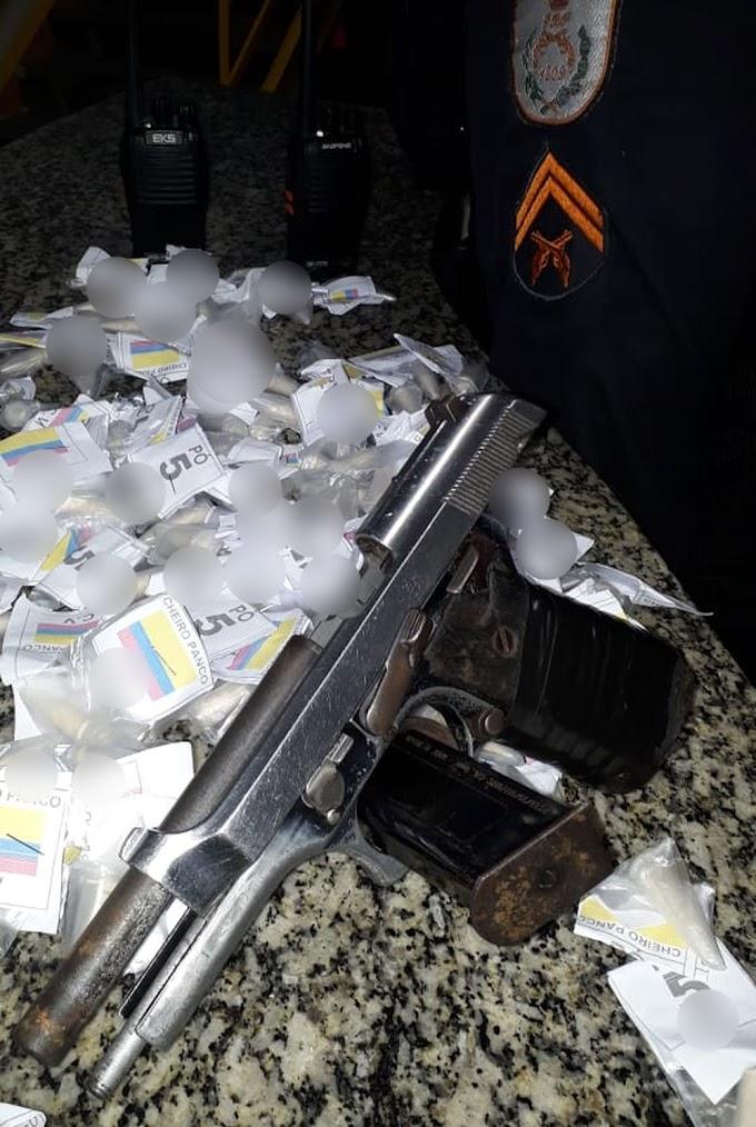 Troca de tiros na Zona Oeste de São Pedro da Aldeia deixa um ferido