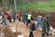 Rakyat Yakin Saat TNI Hadir Ditengah-tengah Masyarakat
