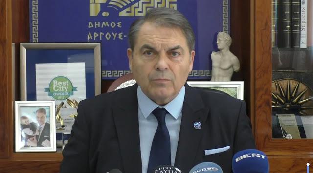 Δ. Καμπόσος: Ο κ. Νίκας δε θέλει έλεγχο στην «Πελοπόννησος ΑΕ» (βίντεο)