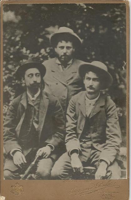 A.C Cuza, Ion Creangă, N.A. Bogdan