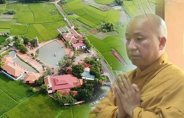 """Sư Toàn hoàn tục Lê Hữu Long """"trắng tay""""… không đất cát, tiền bạc?"""