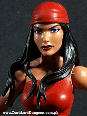 Marvel Legends SPdr wave Elektra Action Figure
