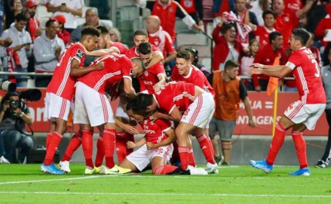 Benfica blog Carlos Vinícius