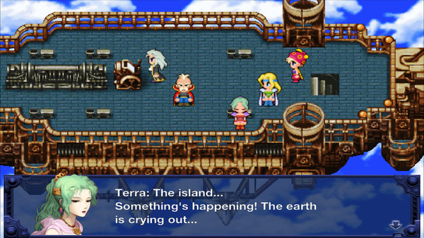 Download Final Fantasy VI Full Version
