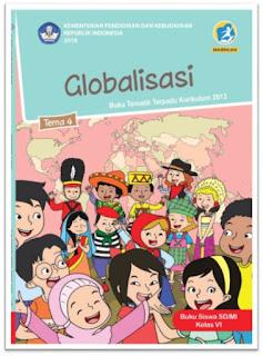 download gratis buku tematik kelas 6 tema 4