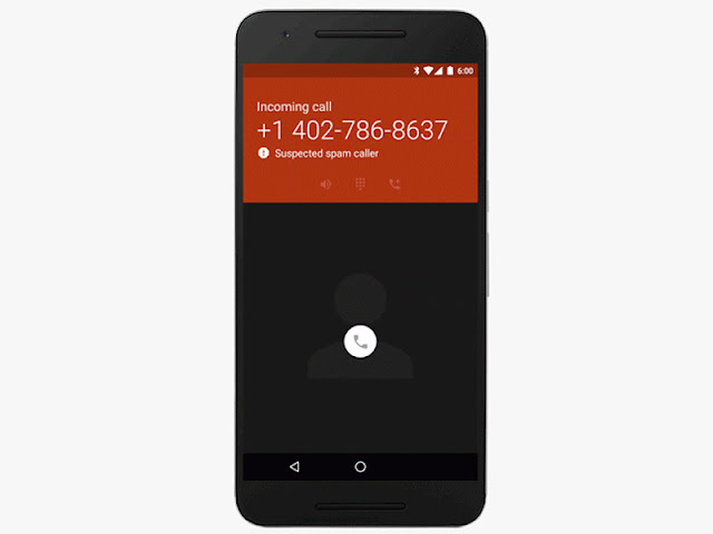 Google Nexus Phones With Spam Call Protection Updates