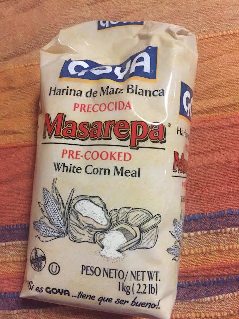 Goya masarepa