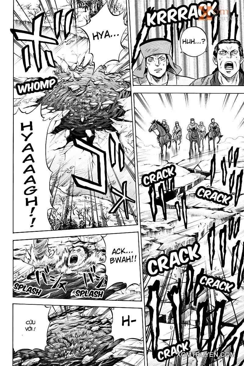 Horizon (okada takuya) chap 13 trang 6