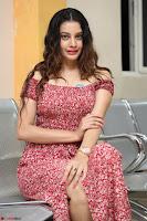 Diksha Panth in a Deep neck Short dress at Maya Mall pre release function ~ Celebrities Exclusive Galleries 080.JPG