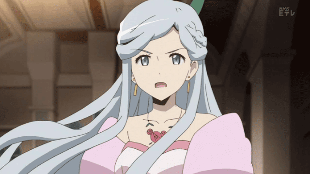 Rayneshia - Karakter Anime Putri Kerajaan Terbaik dan Tercantik