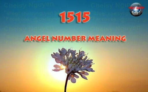 Ý nghĩa số 1515 | Angel number 1515 meaning