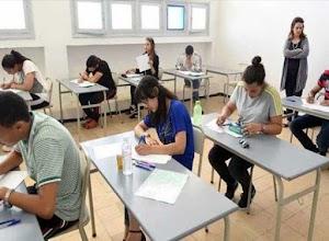 وزير التربية الوطنية يعطي إشارة انطلاق امتحان بكالوريا 2019 من ثانوية سعيد شقار بالرويبة