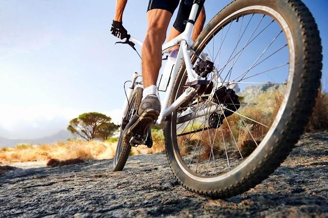 Turismo de aventura bike
