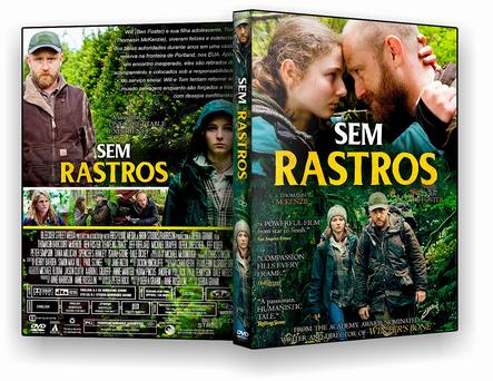 DVD-R  - SEM RASTROS 2019 - AUTORADO