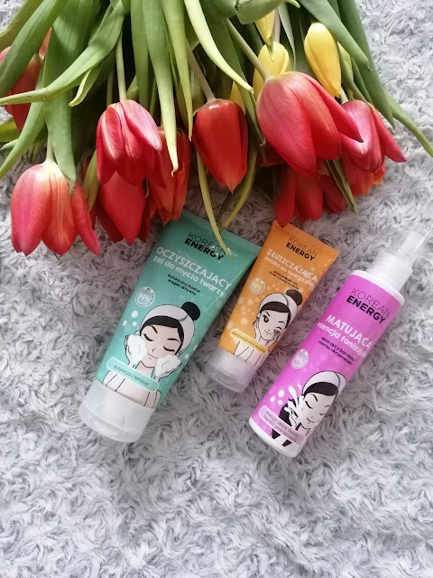 Korean Energy - kosmetyki, które polubiłam od pierwszego użycia