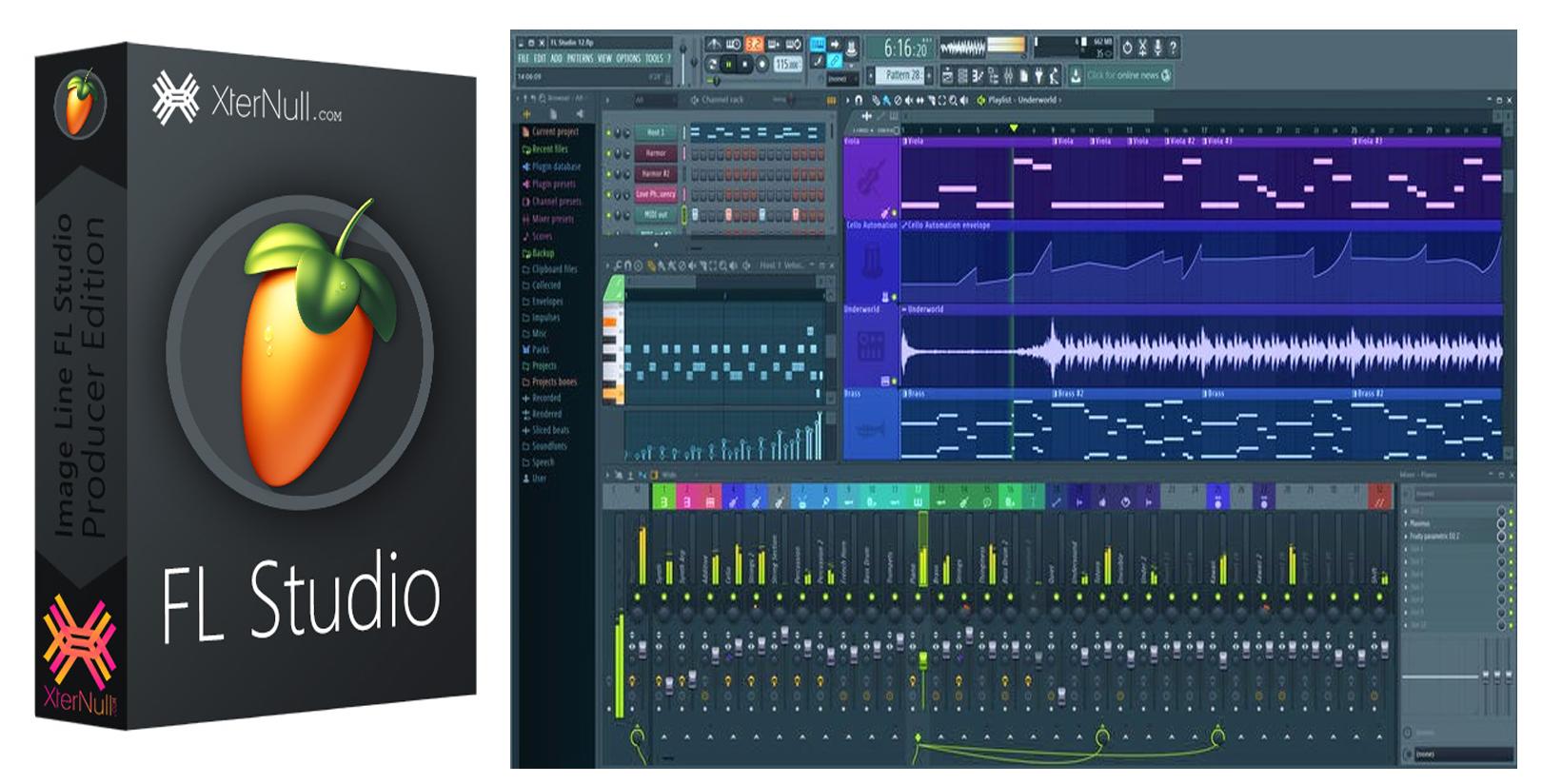 Cara Install FL Studio 20 Full Version Gratis