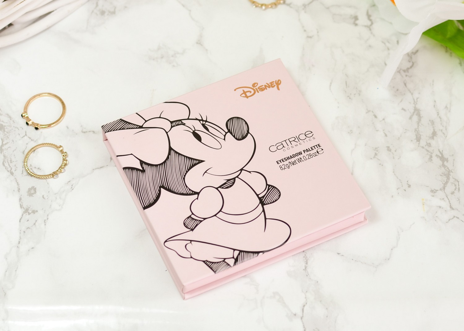 Catrice x Disney Minnie and Daisy LE Eyeshadow Palettes