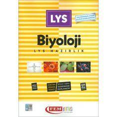 Fem Dergisi LYS Biyoloji Konu Anlatımlı (2017)