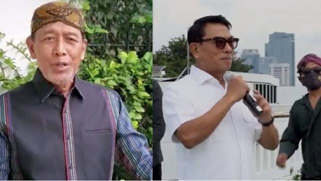 Moeldoko hingga Wiranto Duet Lagu Ra Mudik Rapopo Malah Panen Sindiran