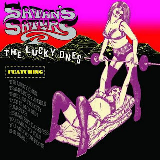 "Ο δίσκος των Satan's Satyrs ""The Lucky Ones"""