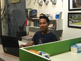 Adi Ardiansyah (Ketua Bidang Organisasi IMM Cabang Mataram)