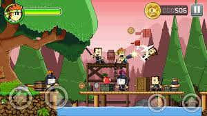 Dan the Man: Action Platformer Apk - Free Download Android Game