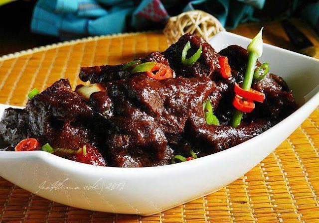 Resepi Daging Masak Hitam power