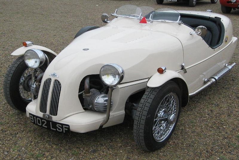Lomax Sports Car