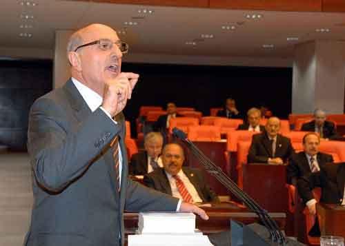 İlhan Kesici AKP- RTE nin 2020 bütçesini fıkralarla eleştirdi