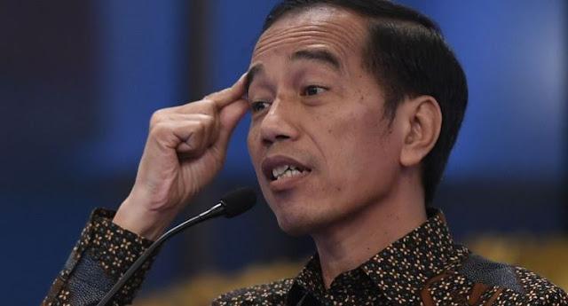 Jokowi Minta Wartawan Jangan Tanya Revisi UU KPK Kepadanya Lagi