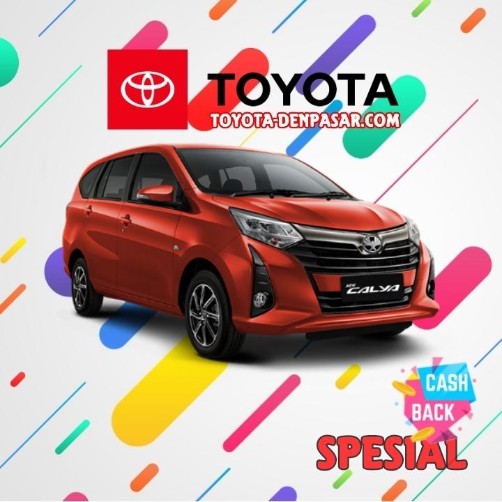 Toyota Denpasar - Lihat Spesifikasi New Calya, Harga Toyota Calya Bali dan Promo Toyota Calya Bali terbaik hari ini.