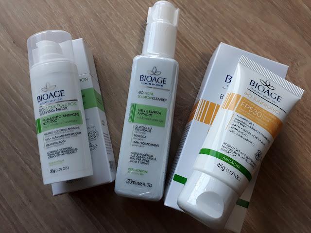Tratamento em casa para peles acneias