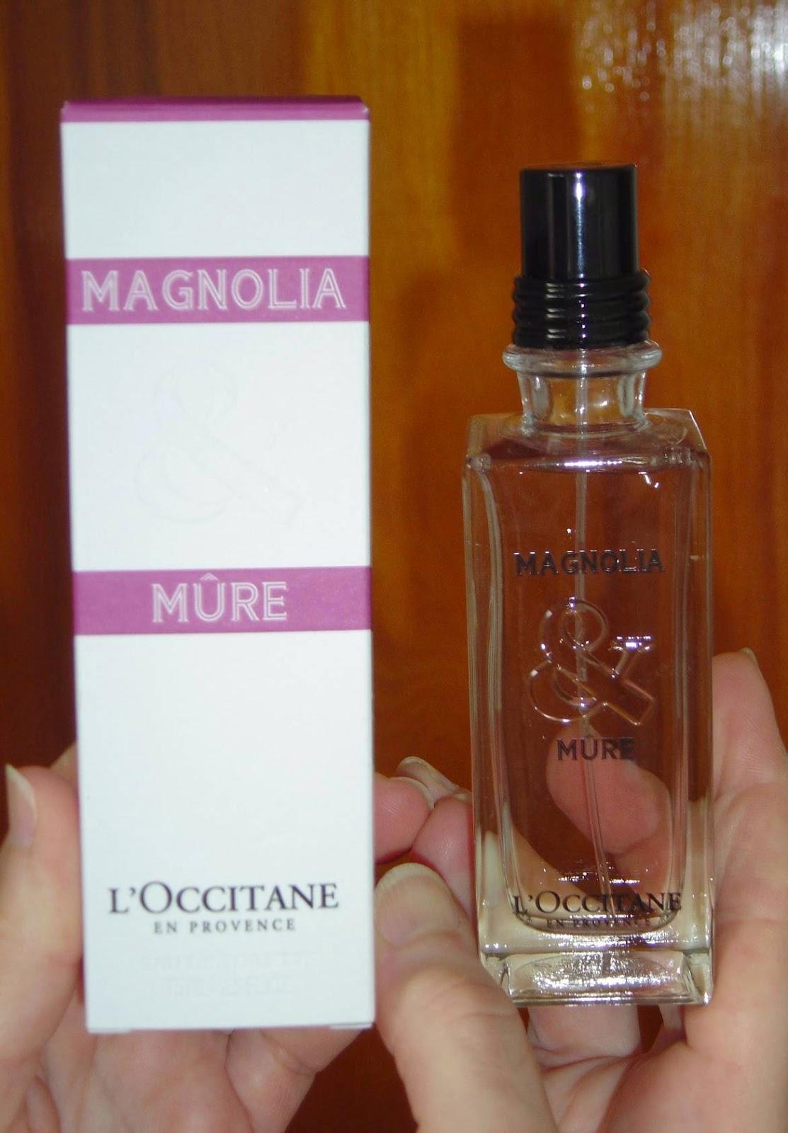 Magnolia & Mure Eau de Toilette