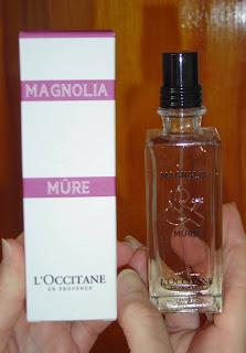 L'Occitane en Provence's Magnolia & Mure Eau de Toilette.jpeg