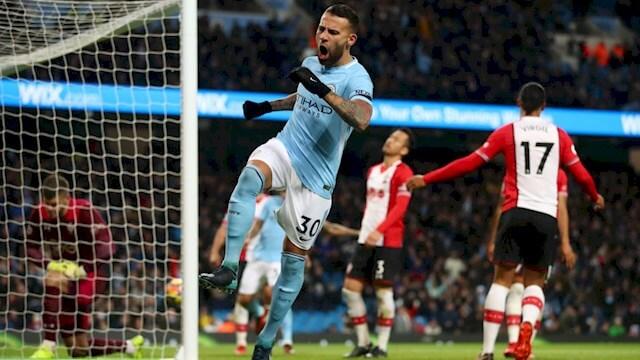 بث مباشر- مشاهدة مباراة مانشستر سيتي وساوثهامتون 2019-10-29 الدوري الانجليزي