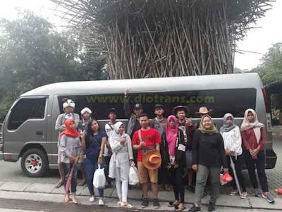 Rental elf Tangerang harga terjangkau