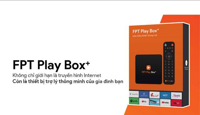 FPT Play Box+ Xem Tivi Online thế hệ mới | Truyền hình trực tuyến đa kênh