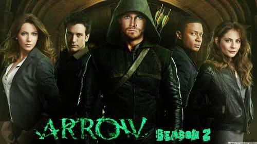 Download Arrow 2ª Temporada Completa Dublado Gratis