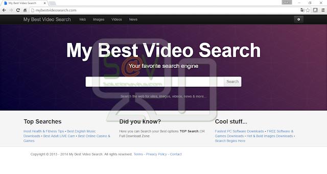 Mybestvideosearch.com (My Best Video Search)