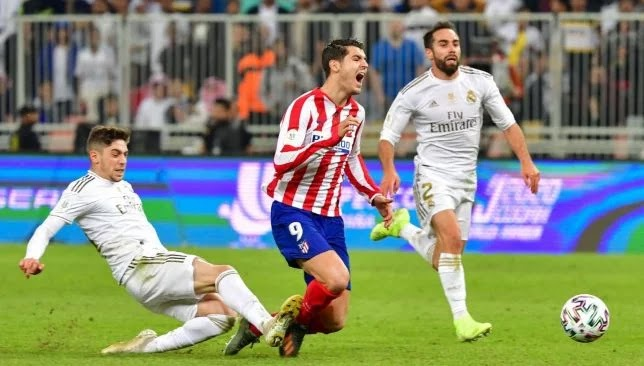 Real Madrid vs Atletico Madrid .. 5 things you may not know about the Madrid derby