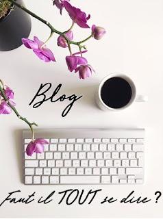 """Moi je blog par passion et non par pression  j'écris ce qu'il m'inspire et pour qui j'ai envie, je ne dis pas OUI à tout ce que l'on me propose et je décide de ce que je veut publier, par exemple je ne vais pas faire plaisir à une marque si leur concept ne me plaît pas...même si il y'a avantage derrière par exemple... Le blog à mon sens doit rester une envie, un ressenti , un besoin, cette expression spontané, qui fait qu'on tape sur son clavier Et se forcer serait tout gâcher , et au final qu'on se montre ou qu'on se cache Qu'on s'expose , voir qu'on s'exhibe à""""  livre ouvert"""" notre point commun à tout(e)s c'est la passion , et sa c'est ce qu'il fait ce petit truc qui n'a pas de prix Cette petite chose non anodine et loin d'être insignifiante qui fait que notre communauté va nous apprécier pour ce que l'on est, car dans cette passion il y'a une part de nous même qu'il ne faut pas perdre . Ce sera tout pour ce """" petit billet """" mais qui à je pense son importance,  Allez j'arrête de parler de moi , j'attend également vos point de vue avec impatience Laura."""