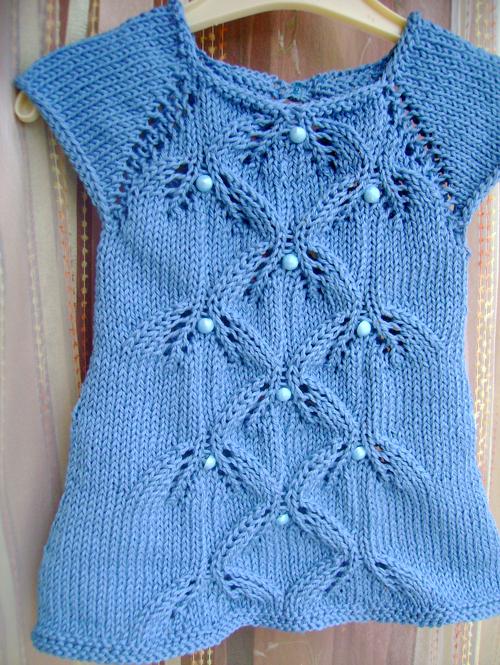 Sweet Bluebells - Free Pattern