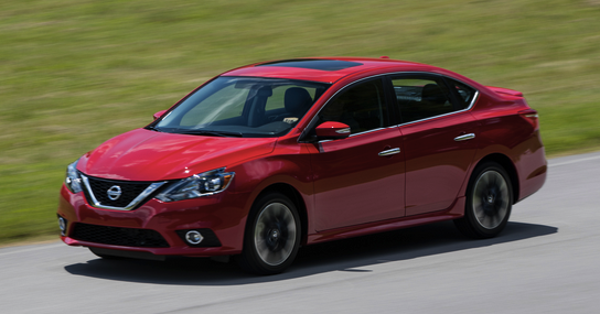 2020 Nissan Sentra SR Turbo Review Cars Auto Express