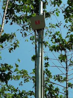 wifi gratis di bukit dhoho indah