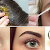 Regrow Your Hair, Eyebrows And Lashes With This Natural Beneficial Oil