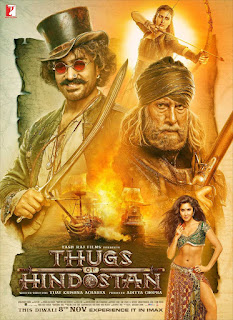 Thugs Of Hindostan 2018 Hindi 720p BluRay 1.2GB